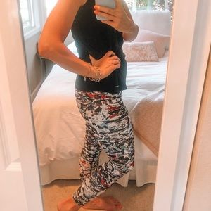 lululemon athletica Pants - Lululemon Wunder Under 7/8 leggings